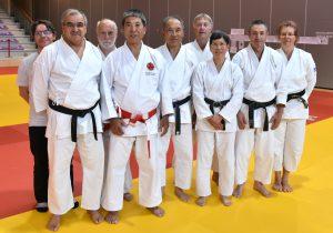 Photo avec Maître ADANIYA