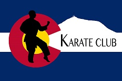 COLORADOAN KARATE Logo