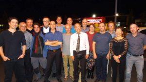 Tous les anciens pratiquants réunis pour les 50 ans